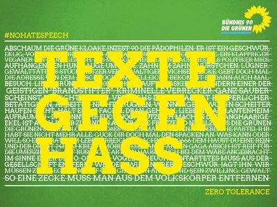 Hate-Speech @ Lokomov | Chemnitz | Sachsen | Deutschland