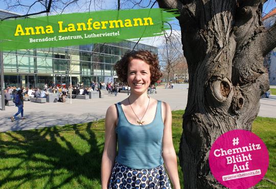 Rainbowflash mit Redebeitrag von Anna Lanfermann @ Neumarkt