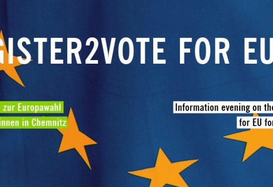 Register2Vote for Europe! @ All In