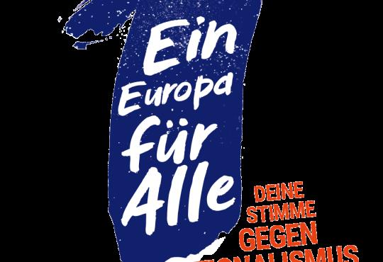"""Demo """"Ein Europa für alle"""" in Leipzig"""