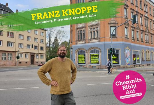 Wahl-Soiree Kultur mit Franz Knoppe @ Open Space
