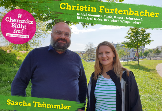 Bürgerforum mit Christin Furtenbacher @ Küchwaldpark