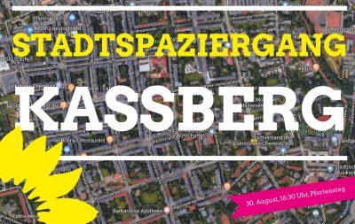 Ökologischer Stadtrundgang mit Bernhard Herrmann @ Kaßberg - Pfortensteg (an der Theaterstraße)