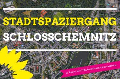 Ökologischer Stadtrundgang mit Christin Furtenbacher @ Start: CVAG-Haltestelle Küchwaldring stadtwärts