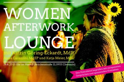 Women After Work Lounge @ Haus E, Brückenstraße 13