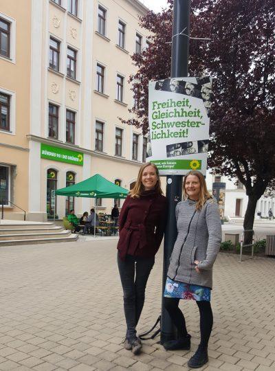 Amazonas, Fairtrade und Chemnitz - Gesprächsrunde mit Anna Cavazzini, MdEP @ Empfang, Zieschestr. 41, Nähe Schauspielhaus