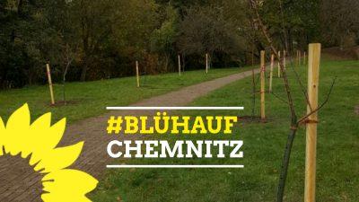 !!! ABGESAGT: Im Nordpark heißt es: #ChemnitzBlühtAuf @ Nordpark Chemnitz, Nähe Further Str. & Emilienstr.