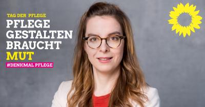 Karola Köpferl zu Tag der Pflege
