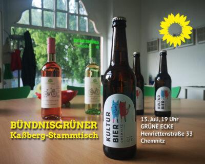 Kaßberg-Stammtisch @ GRÜNE Ecke